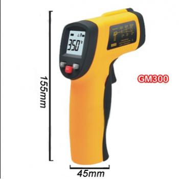 Безконтактен инфрачервен термометър GM300
