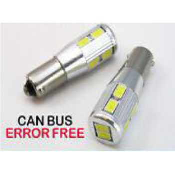 CANBUS BA9S-10SMD- 5630